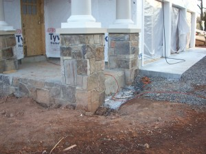 carriage house construction