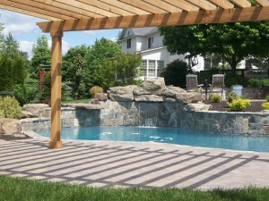 A Pool As Part Of Your Back Yard Oasis Main Street Landscape